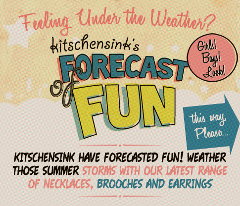'Forecast of Fun' by Kitschen Sink