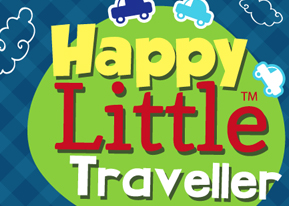 Happy Little Traveller